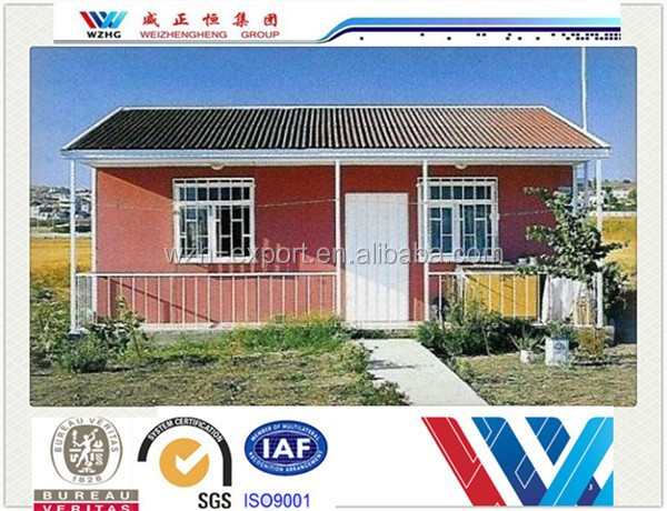 Modern Prefab Home Low Cost Modular Home India Mini Mobile