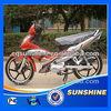SX110-4 Gas Disc Brake Air-cooling 110cc Best-Selling Motorcycle Cub Bike