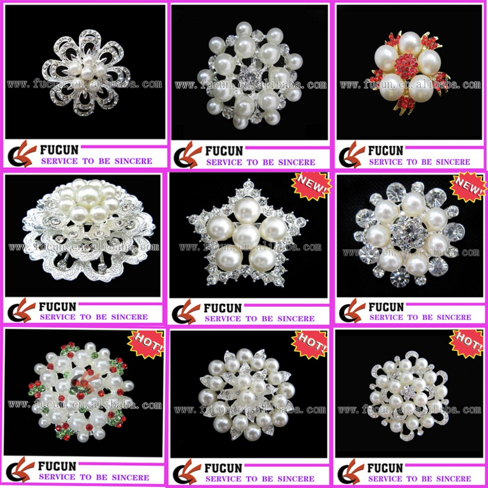 pearl brooch collect 3