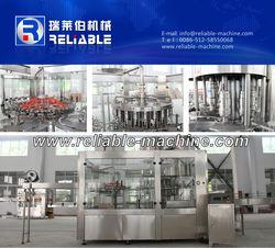 High Speed Red Tea Hot Filling Machine/Tea Beverage Processing Equipment