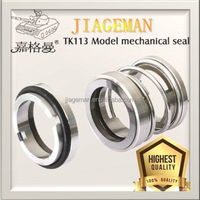Sewage pumps mechanical seal type 113 for corrosive chemical pump