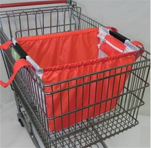 supermarket easy bag supermarket shopping cart trolley bag custom shopping cart bag
