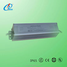CE UL LED waterproof power supply 51w flicker free isolated constant current LED waterproof power supply