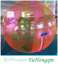 sticky smash water ball toy giant ball inflatable water skim ball