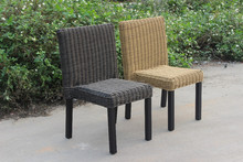 Wicker alum ratan outdoor/home furniture chair on sale