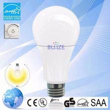 Energy Star dimmable 36v led bulb 6 watt 9 watt