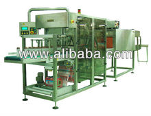 Continuous Motion Overlap Seal Shrink Packaging System(CMOS)