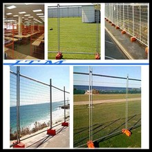 (16 years factory)Retractable temporary fence,temporary welded wire mesh fence panels,welded removable temporary fence