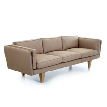 Luxury Living Room Sofa Furniture With Three Seats
