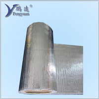 Foil backed foam insulation board thermal insulation material