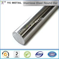 ASTM A276 S43100 Stainless Steel Bright Round Bar -YC Metal