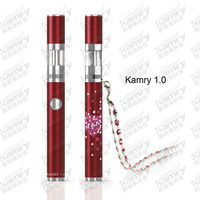 2014 Best invention shiny diamond kamry new e-cigarette of usa