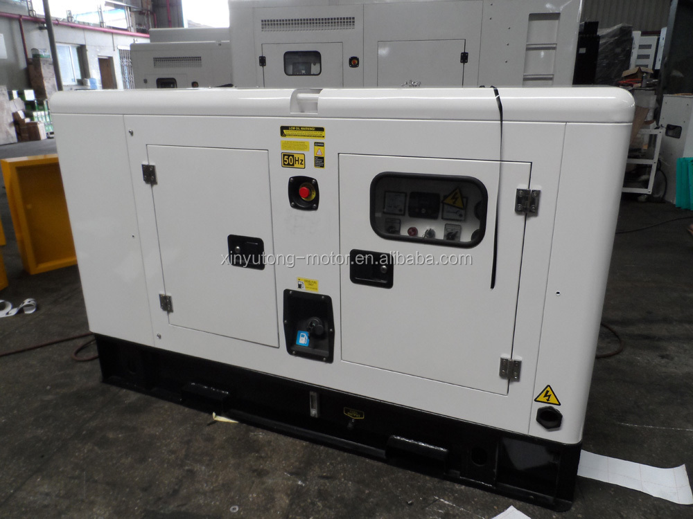 Canopy Soundproof Type 240KW 300KVA Diesel Generator Set Power by engine 1506A-E88TAG5