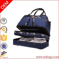 Best Triple layer foldable golf bag golf travel bag factory