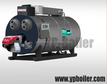 Natural Circulation Type and Low Pressure Hot Water Boiler
