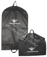 Garment Bag with Company Label