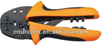 Quick crimping terminal tools insulation stripping tools
