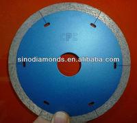 T key slot ceramic tile cuting saw blade