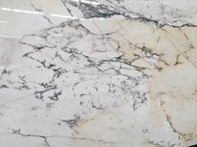 Calacatta white marble stone slab price