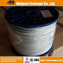 Fuente de alimentación de china fabricación de alta calidad y buen precio de alambre de acero de cable