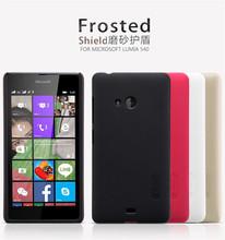 For Microsoft Lumia 540 - Nillkin Frosted Shield Matte Plastic Slim Case Cover Shell for Nokia Lumia 540 Case