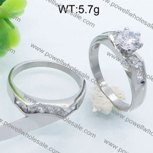 2015 Hot selling classical designed ccurtain rings crystal