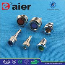 Daier dual color solder terminal signal light