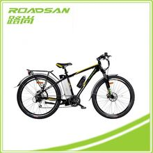Green Power Motorized Hongfu Carbon Road Bike