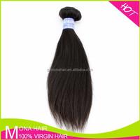 Free sample unprocessed virgin wholesale cheap brazilian hair weave bundles