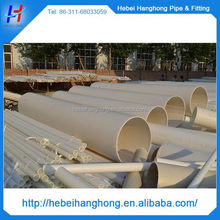 Trade Assurance supplier large diameter pvc pipe prices