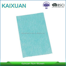 polyester/viscose chemical bond cleaning cloth for Newkitchen, nonwoven pet bath towels