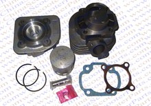 Big bore 48mm Cylinder Piston Ring Gasket Kit Change JOG 50CC to 70CC ATV Buggy Scooter
