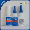 Industrial Grade Non Flammable Cyanoacrylate Adhesive 409 Transparent Glue 20g / 50g / 500g