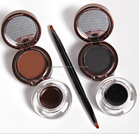 24H longlasting Music Flower waterproof eyebrow powder&eyeliner pencil/eye liner gel/eyeliner cream