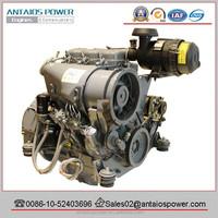 Deutz 3 cylinder diesel engine for concrete pump F3L912