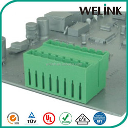 Hot sale low price connector manufacture terminal block male