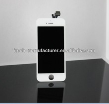 blue lcd digitizer tools for apple for iphone 5 , factory direct selling