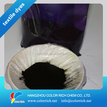 Free samples Hangzhou chemicals Acid Black 1 100% acid dyes manufacture leather and fur cotton dyes