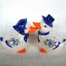 Cute Duck Shape Salt and Pepper Shakers Wholesale