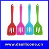colorful tableware silicone spoon silicone rubber spoon /High quality Silicone kitchen utensils colorful silicone spoon