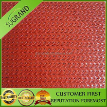 red color coating film strong waterproof sun shade net prevent rain shade net