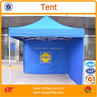 10x10ft outdoor professional aluminum trade show folding tent pop up canopy