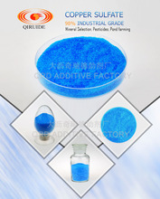 pulverous copper sulphate for bactericide in fishery