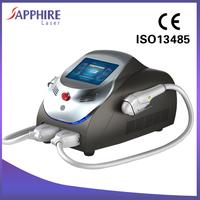 Cost-effective SHR IPL/green world health products/beuty salon equipment