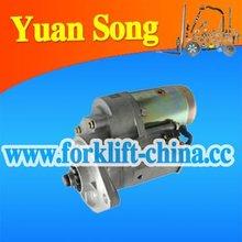 TCM C240 Starter Motor Forklift Parts China lift truck parts supply