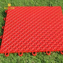 Good Quality Outdoor Plastic Flooring Tile for basketball court