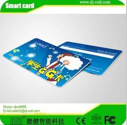 Cheap 125 Khz pvc student smart ID Card