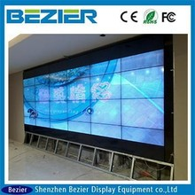 55 inch lcd tv wall hd 1080p 700 nits samsung did A + plus hdmi controller narrow bezel 5.3mm LED backlight ips lcd panel