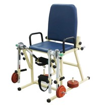 NH36-511A Rehabilitation Equipment & Physiotherapy Equipment /Children Quadriceps Femoris Medical Training Chair