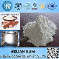 Applied in food and beverage and gellan gum in stablilizers
